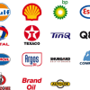 Logos tankstations